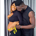 Yomi Casual and wife Grace Makun welcome baby girl 3 months after wedding