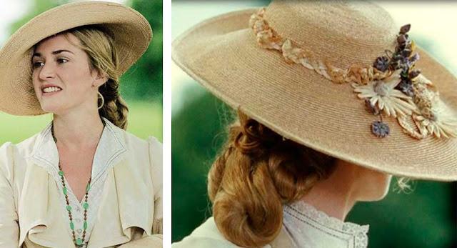 Chapéu moda 1910