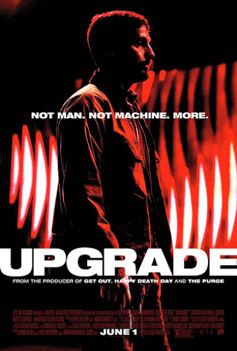 Upgrade (BRRip 720p Ingles Ingles Subtitulada) (2018)