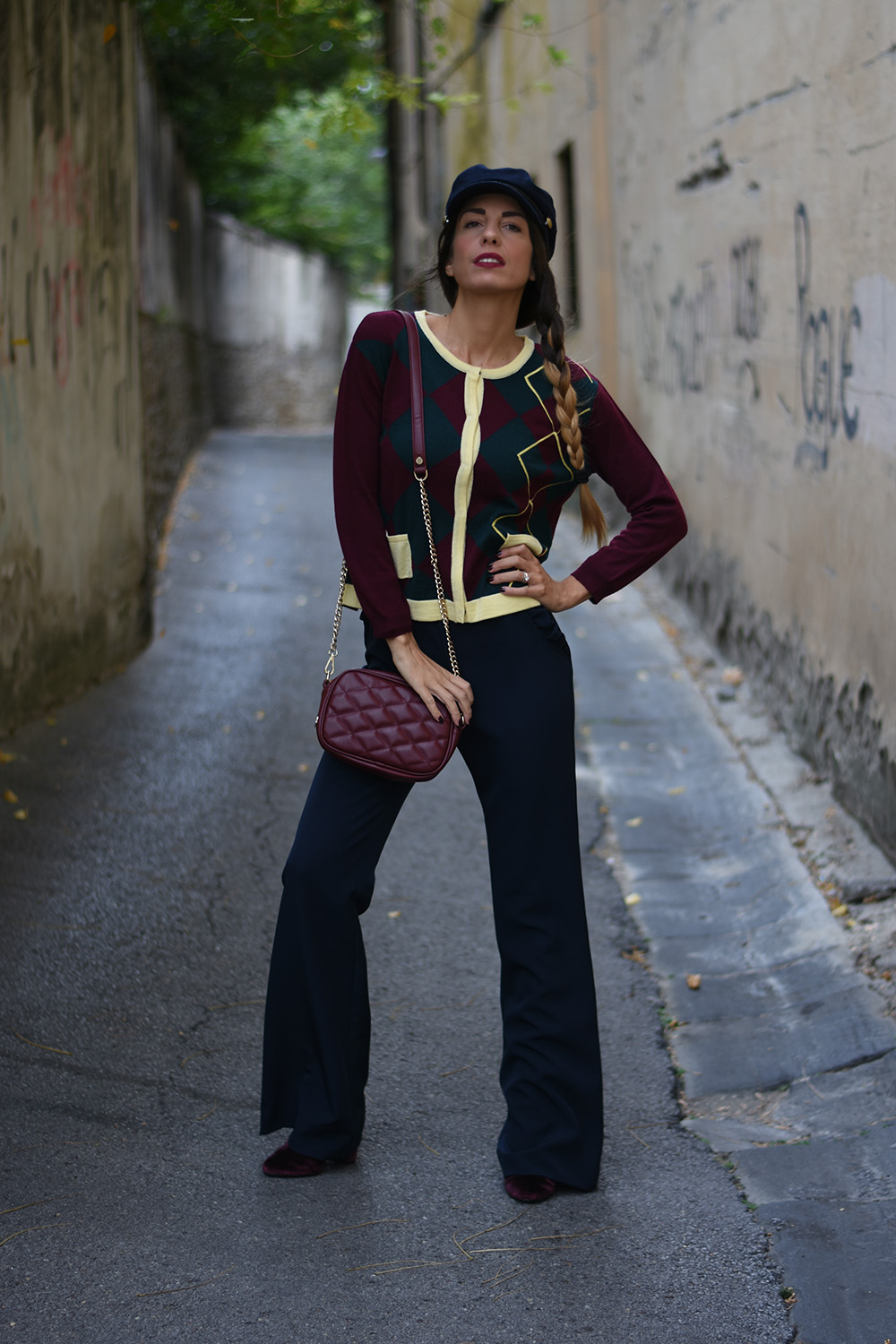 total look princesse metropolitaine