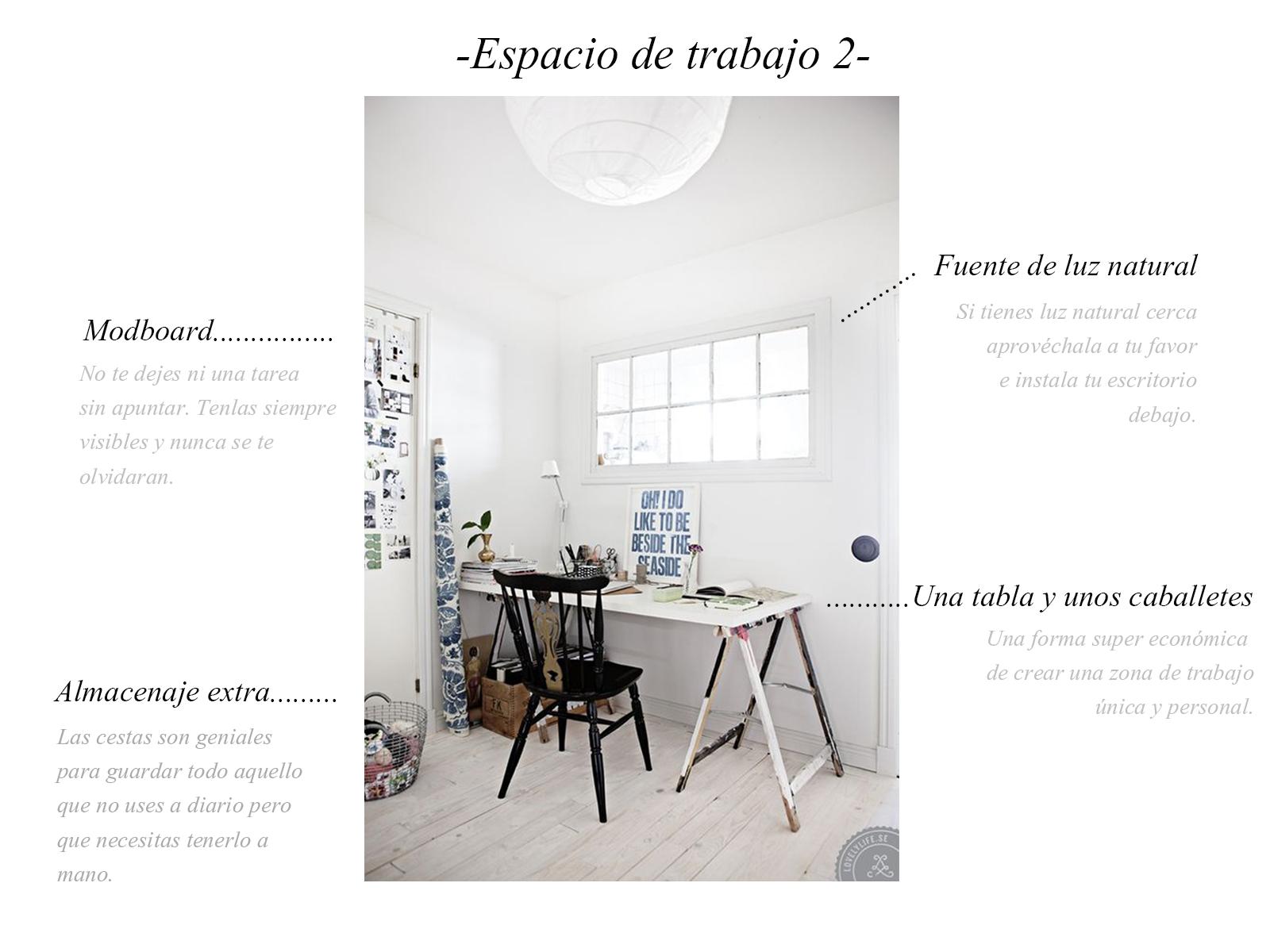 escritorios en casa vuelta al cole zona de trabajo en casa trabajar desde casa ideas alquimia deco interiorismo barcelona interiorsista low cost lowcost