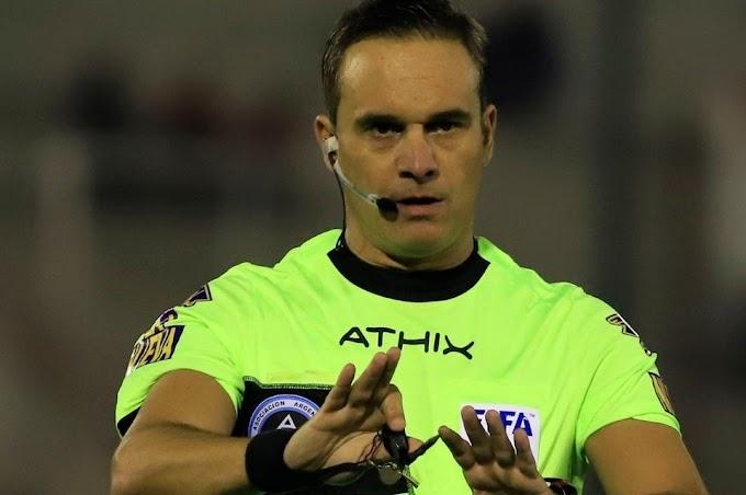 Patricio Loustau será el árbitro para la final de la Copa Libertadores