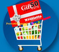 Logo Vinci con Parmalat 2019 una delle 28 Gift Card Rossetto da 50€
