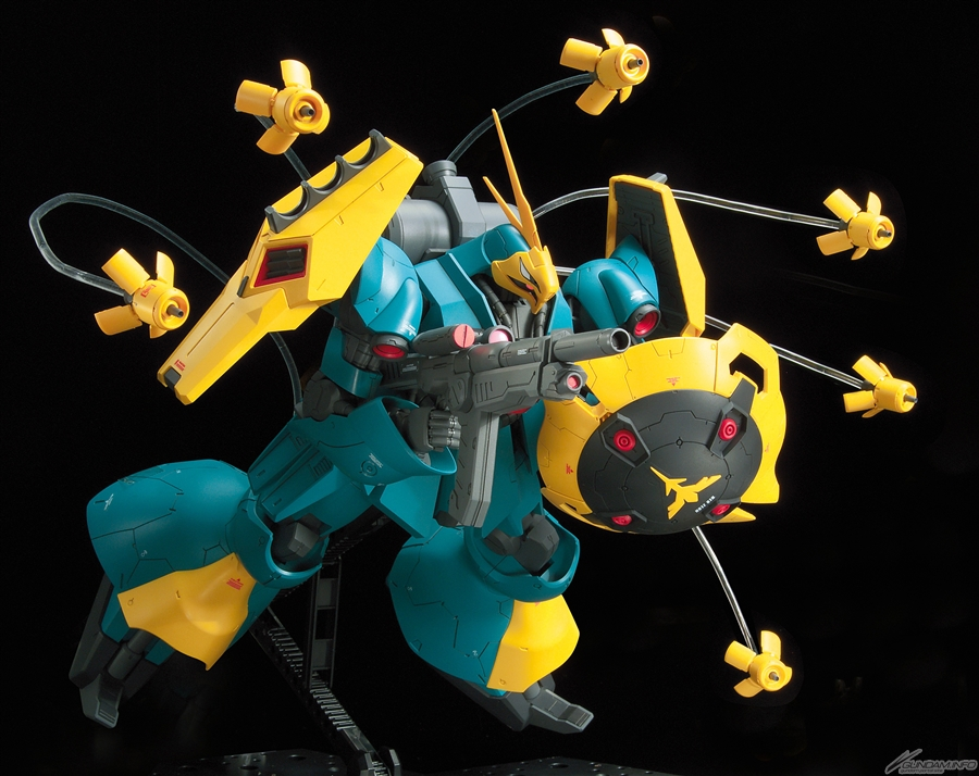 RE/100 MSN-03 Jagd Doga - Release Info, Box art and Official Images - Gundam Kits Collection News and Reviews