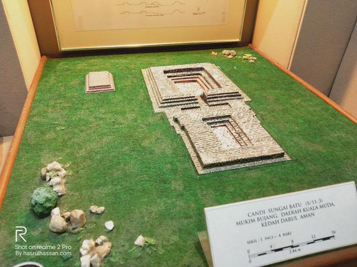 Candi Sungai Batu - Muzium Arkeologi Lembah Bujang