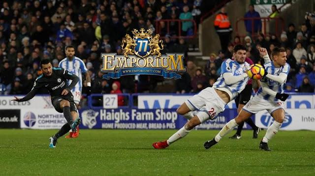 Chelsea Kembali Meraih Kemenangan Saat Berhadapan Dengan Huddersfield