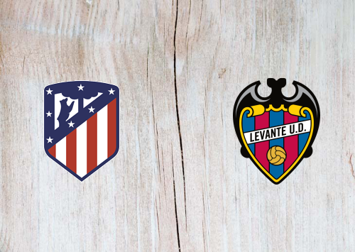 Atletico Madrid vs Levante -Highlights 20 February 2021
