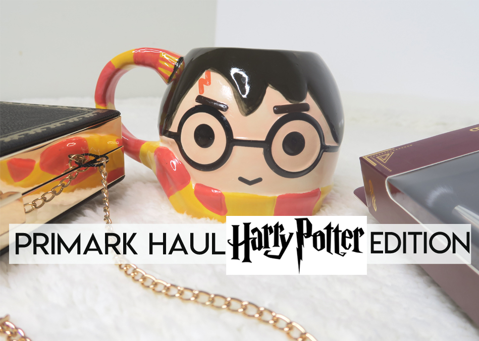 cad48b33b29 If you are a watcher of our YouTube channel you will know all about our love  of all things Harry Potter! Primark have been killing it this year with  their ...