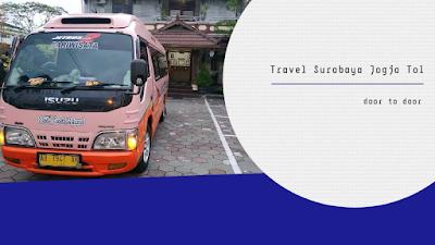 Travel Surabaya Jogja Tol dengan Harga Tiket Terjangkau