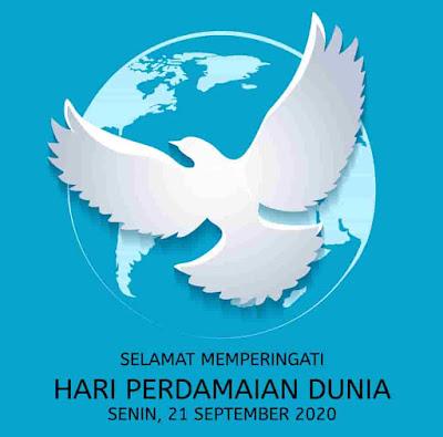 hari perdamaian internasional 2020