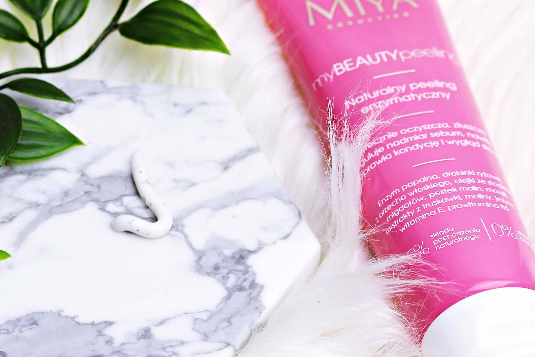 Naturalny peeling enzymatyczny Miya Cosmetics My BeautyPeeling