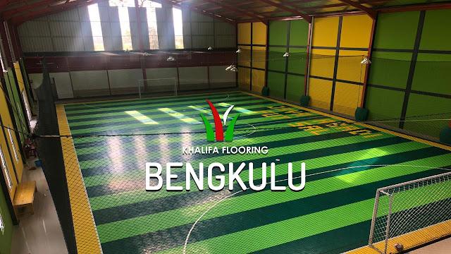 Lantai Lapangan Futsal Bengkulu