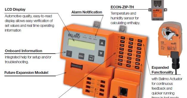 Product Spotlight: Belimo ZIP Economizer | HVAC in Connecticut