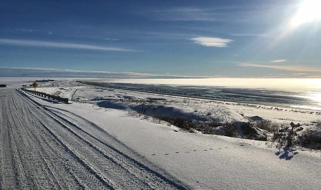 Bay of San Sebastian, Tierra del Fuego, Argentina