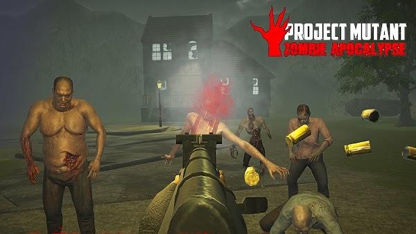 Project Mutant - Zombie Apocalypse 1.4.8 | Unlock all levels