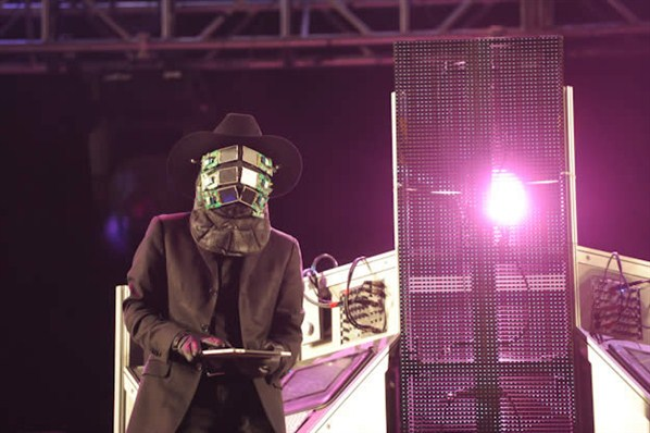 Nortec Collective BOSTICH + FUSSIBLE - En Vivo Vive Latino (2013)