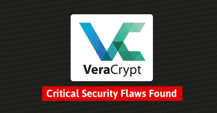 VeraCrypt Audit Reveals Critical Security Flaws — Update Now