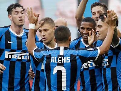 Video Inter Milan 6-0 Brescia: Sanchez rực sáng, choáng váng set tennis