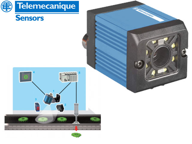 Telemecanique XUW Vision Sensor