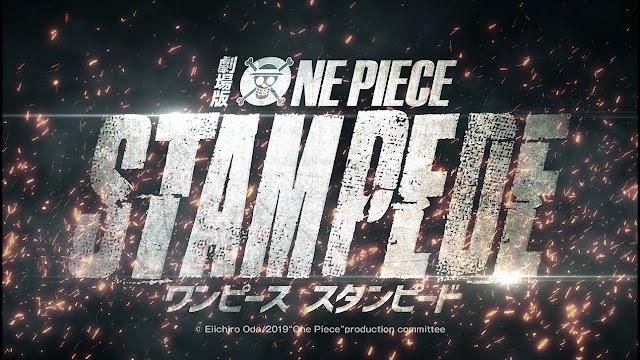 Segundo teaser de One Piece: Stampede