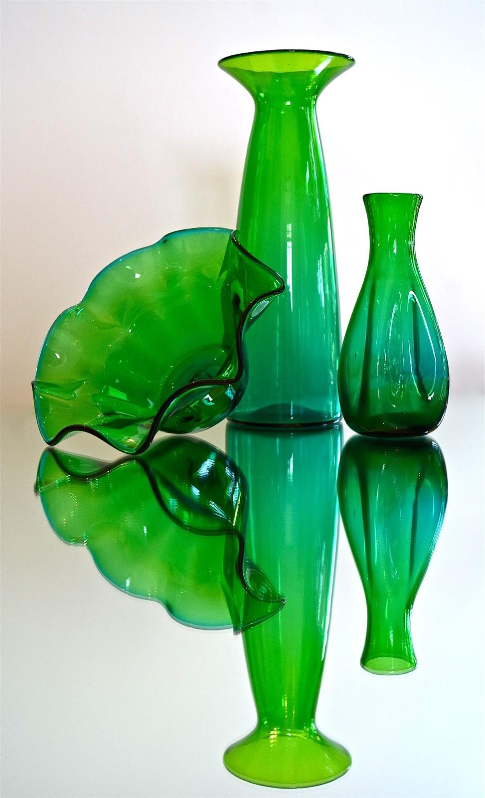 Heart of glass blenko glass blenko glass company faded jade blenko glass company faded jade vase and bowl reviewsmspy