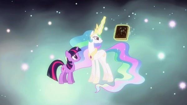 Tinfoil Fan Theories: [My Little Pony] Twilight Sparkle died