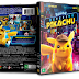 Pokémon: Detetive Pikachu DVD Capa
