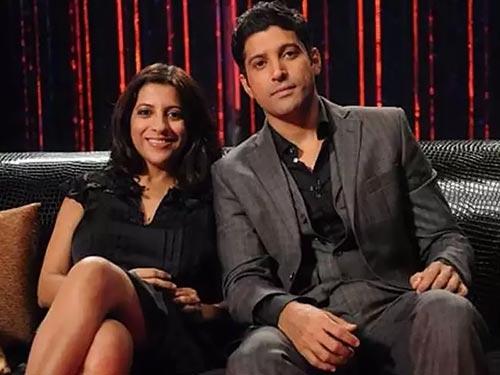 Farhaan Zoya Akhtar Bollywood brothers sisters