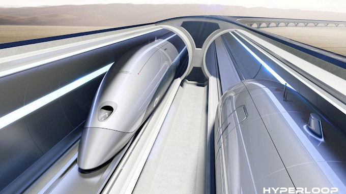 All about Hyperloop ?