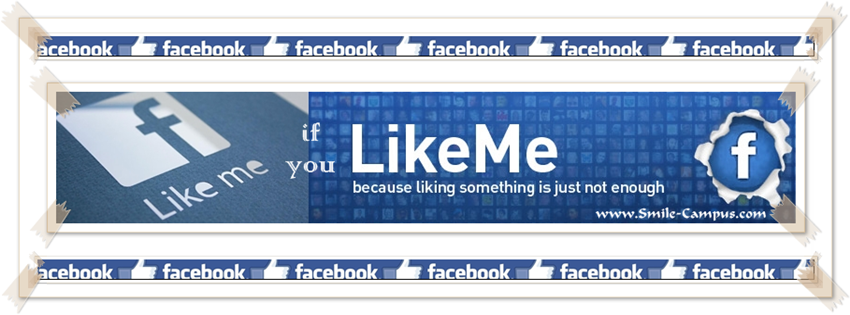 Custom Facebook Timeline Cover Photo Design Tape - 4