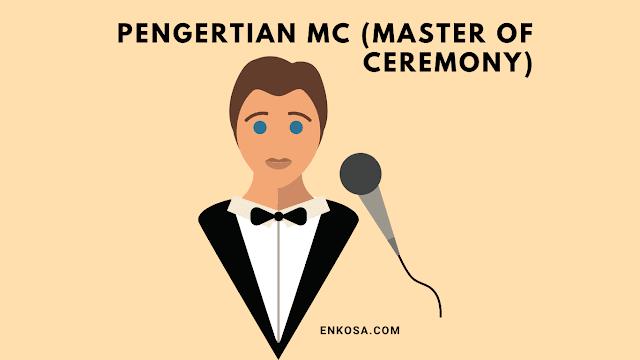 Macam-macam Public Speaking MC (Master of Ceremony)