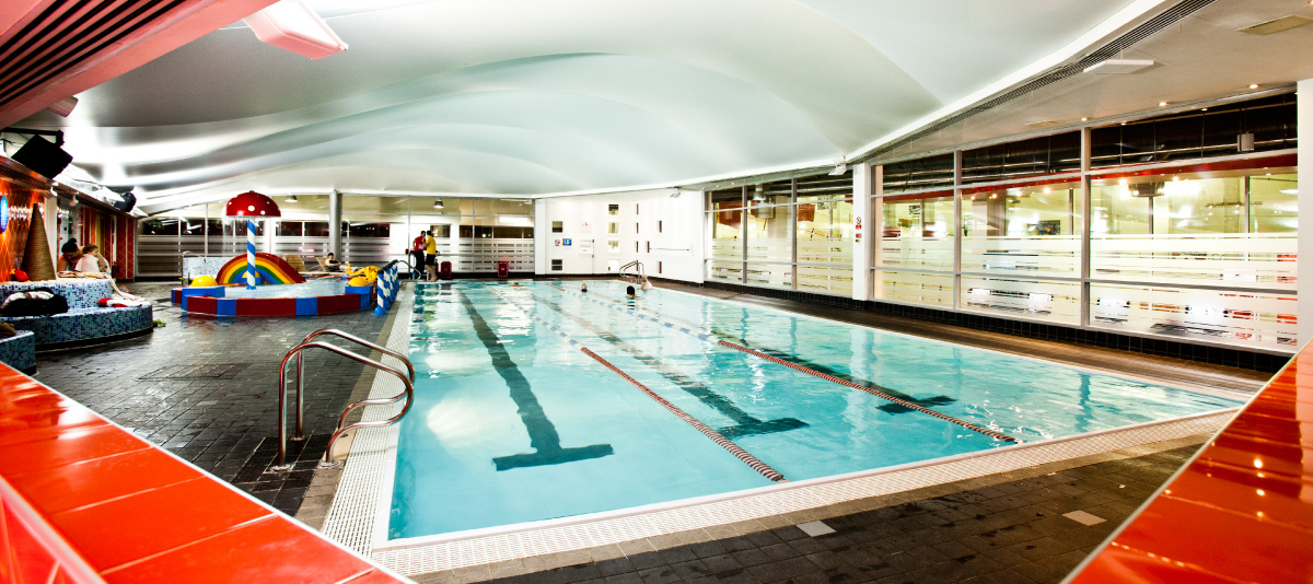 Milton keynes gym with pool for Newport swimming pool schedule