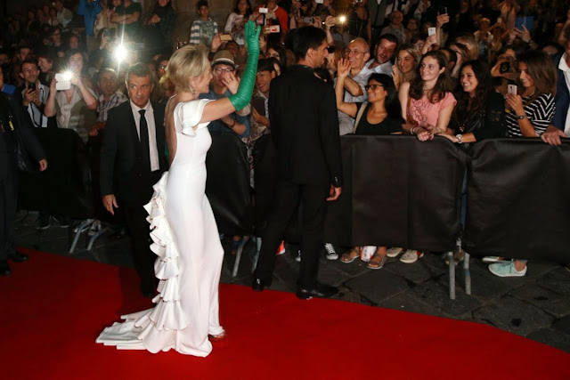 Sharon Stone At 2015 Celebrity Fight Night Italy Gala Benefiting A Bocelli Foundation