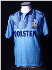 "1991 1994 3rd Shirt  According to John Devlin of True Colours Fame ""the  marketing of third kits increased dramatically post Italia 90"" and this is  a trend ... 2bd320bf8"