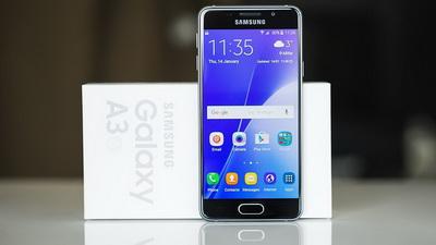 Spesifikasi dan Harga Samsung Galaxy A3 2016