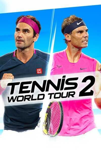 โหลดเกมส์ [Pc] Tennis World Tour 2