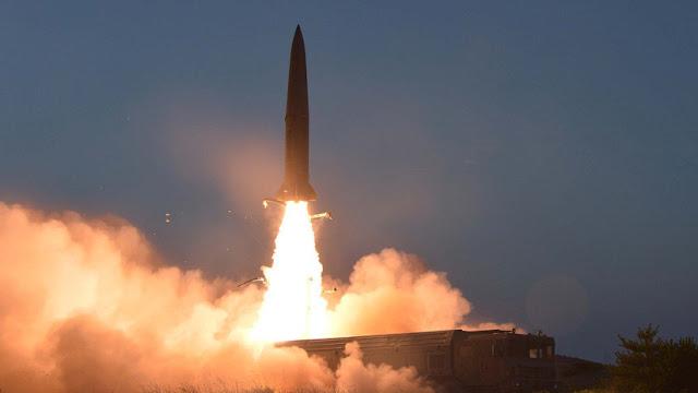 Detectan lanzamiento de nuevos proyectiles de corto alcance no identificados por Corea del Norte