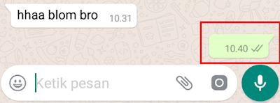 Cara Kirim Chat Kosong di WhatsApp Pasti Berhasil