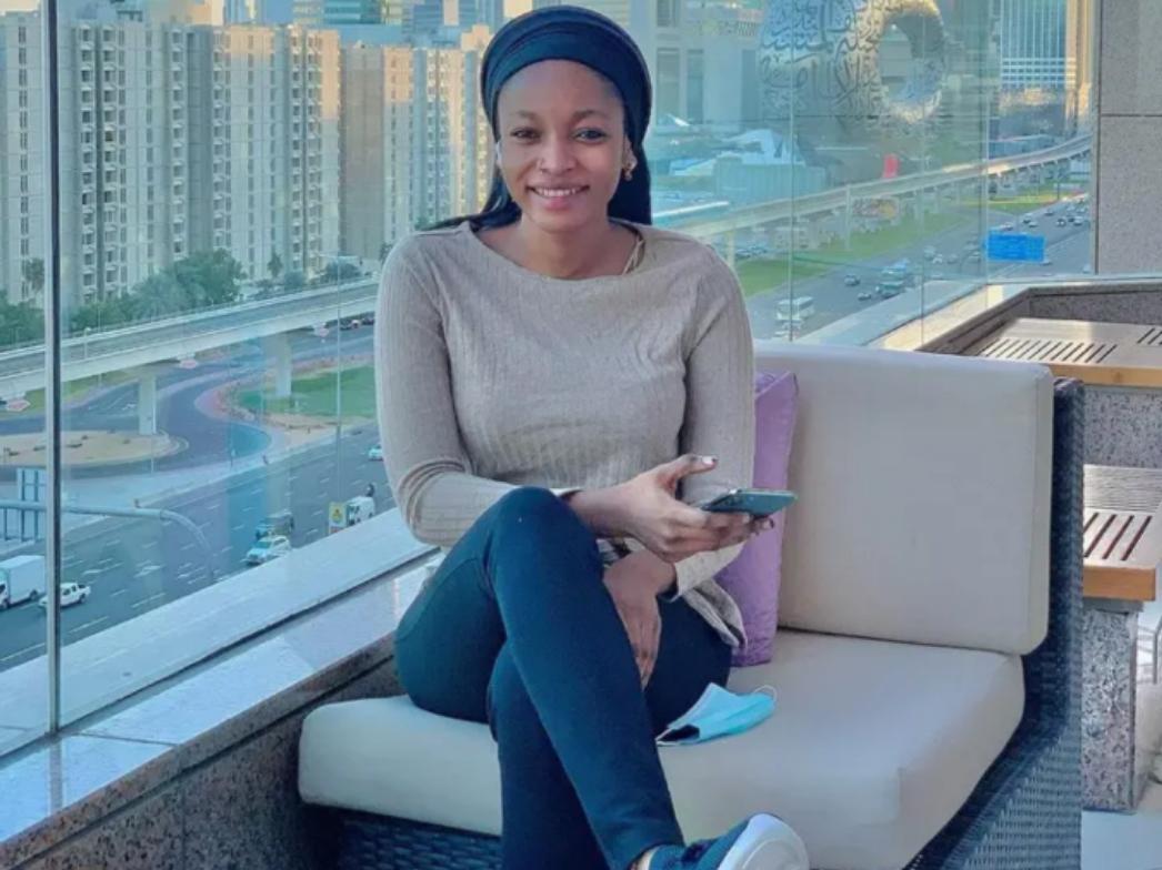 I Must Visit London Today, Checkout Maryam Waziri Photos In Dubai