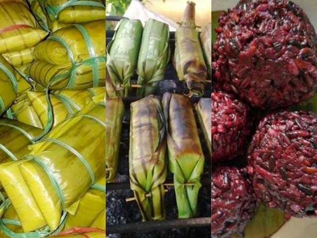 Makanan Khas Hari Raya Lebaran di Tanah Mandar
