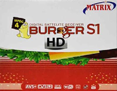 Update SW Matrix Burger S1 HD Fix Sony
