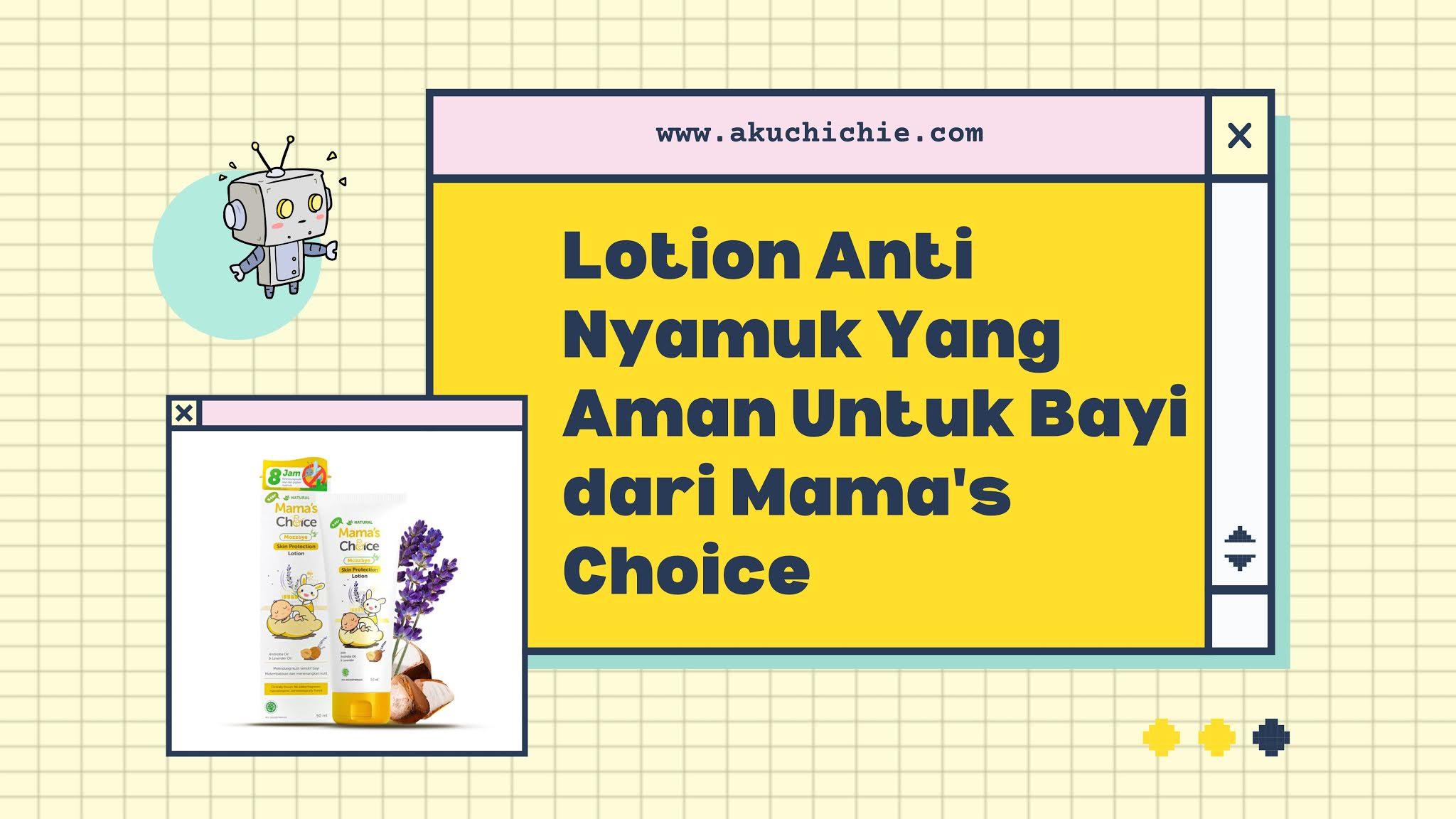 Mama's Choice Skin Protection Lotion