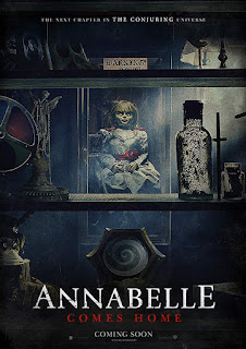 Annabelle Comes Home (2019) Movie Dual Audio Hindi 720p HD