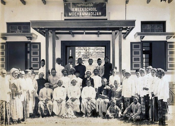 Pengaruh Pendidikan Islam Terhadap Munculnya Nasionalisme Indonesia