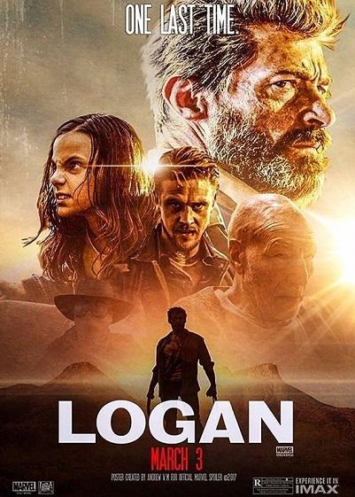Logan (2017) REMASTERED 720p BluRay x265 Esubs [Dual Audio] [Hindi ORG – English] – 700 MB