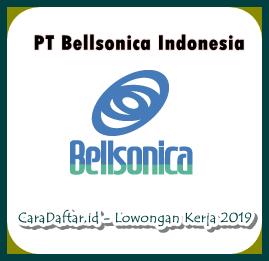 Lowongan Kerja PT Bellsonica Indonesia GIIC Cikarang September 2019