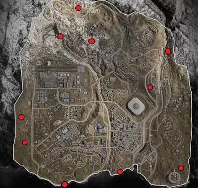 Lokasi Semua Bunker Rahasia di Call of Duty Warzone-1