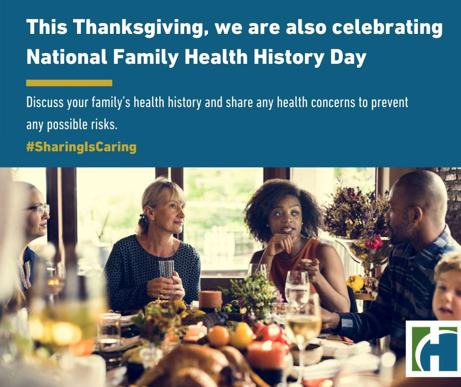 National Family Health History Day Wishes For Facebook