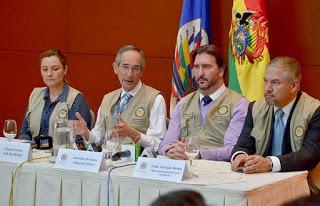 CONFIRMADO: La OEA denuncia irregularidades en las elecciones de Bolivia y abre una auditoria