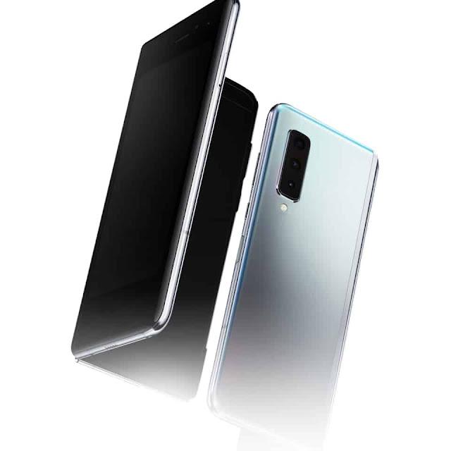 Samsung Galaxy Fold 2 Design and display